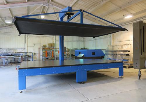 Large Vacuum Press