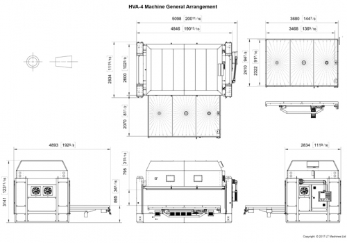 HVA-4 General Arrangement Drawing