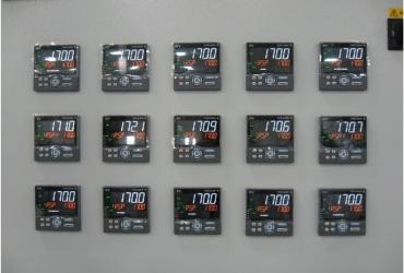HDF uniform temperature